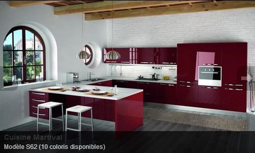 lin a cuisines mon rdv habitat. Black Bedroom Furniture Sets. Home Design Ideas